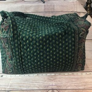 Vera Bradley Large Duffel Bag - New with Tags